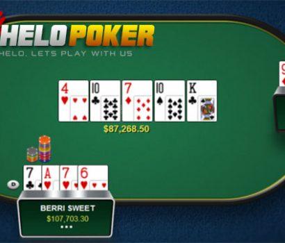 Lakukan Ini Dalam Permainan Poker Online Uang Asli